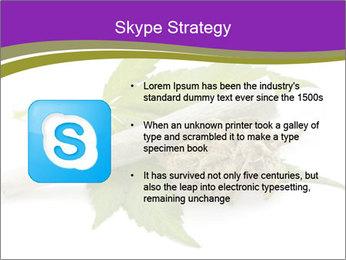 Cannabis PowerPoint Templates - Slide 8