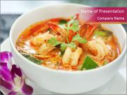 Tom Yam Kung PowerPoint Templates
