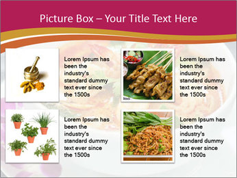Tom Yam Kung PowerPoint Template - Slide 14