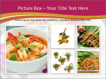 Tom Yam Kung PowerPoint Template - Slide 19