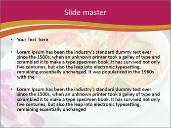 Tom Yam Kung PowerPoint Template - Slide 2