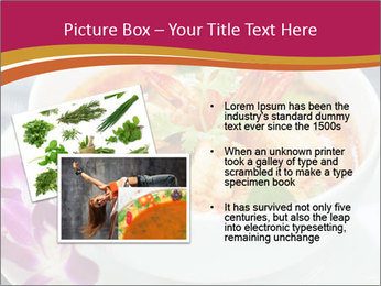 Tom Yam Kung PowerPoint Template - Slide 20