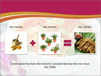 Tom Yam Kung PowerPoint Template - Slide 22