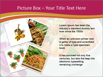 Tom Yam Kung PowerPoint Template - Slide 23