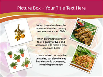 Tom Yam Kung PowerPoint Template - Slide 24