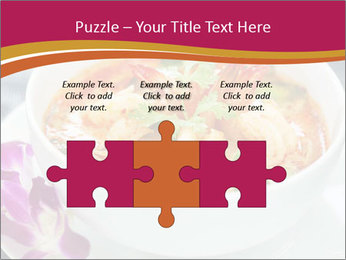 Tom Yam Kung PowerPoint Template - Slide 42