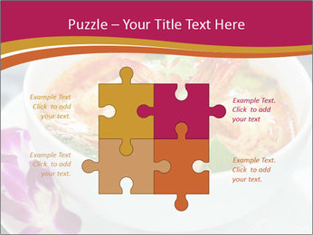 Tom Yam Kung PowerPoint Template - Slide 43