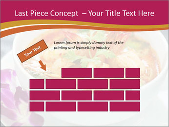 Tom Yam Kung PowerPoint Template - Slide 46
