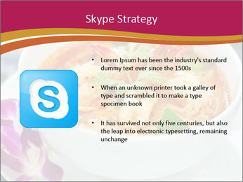 Tom Yam Kung PowerPoint Template - Slide 8