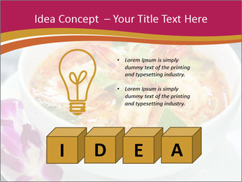 Tom Yam Kung PowerPoint Template - Slide 80