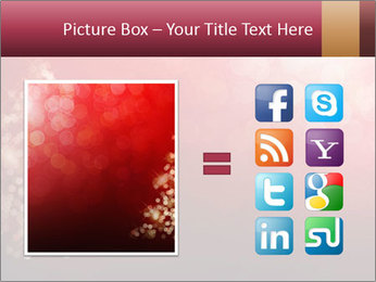 Christmas tree PowerPoint Template - Slide 21