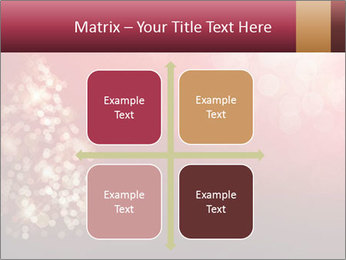 Christmas tree PowerPoint Template - Slide 37