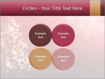 Christmas tree PowerPoint Template - Slide 38
