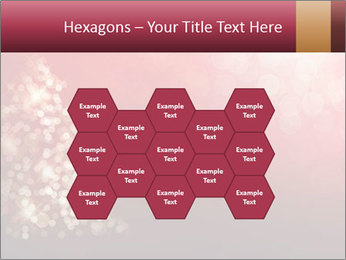Christmas tree PowerPoint Template - Slide 44