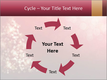 Christmas tree PowerPoint Template - Slide 62