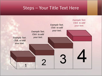 Christmas tree PowerPoint Template - Slide 64