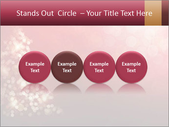 Christmas tree PowerPoint Template - Slide 76