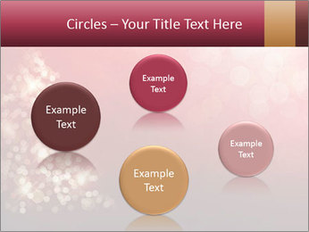Christmas tree PowerPoint Template - Slide 77