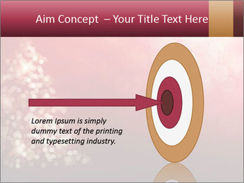 Christmas tree PowerPoint Template - Slide 83