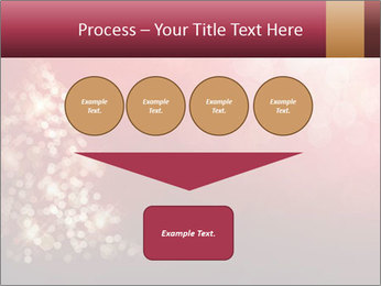 Christmas tree PowerPoint Template - Slide 93