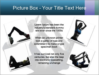Yoga PowerPoint Templates - Slide 24