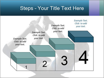 Yoga PowerPoint Templates - Slide 64