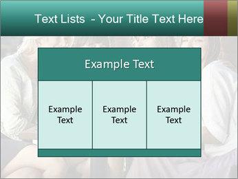 Women drinking coffee PowerPoint Template - Slide 59