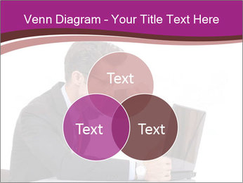 Angry business man PowerPoint Templates - Slide 33