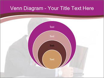 Angry business man PowerPoint Templates - Slide 34