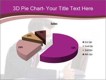 Angry business man PowerPoint Templates - Slide 35