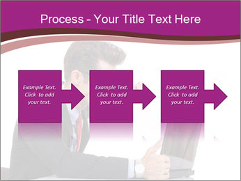 Angry business man PowerPoint Templates - Slide 88