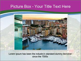 Italian lake PowerPoint Template - Slide 15