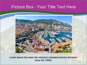 Italian lake PowerPoint Template - Slide 16