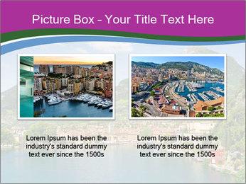 Italian lake PowerPoint Template - Slide 18