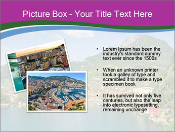 Italian lake PowerPoint Template - Slide 20