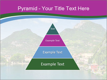 Italian lake PowerPoint Template - Slide 30