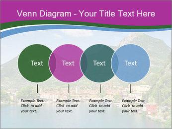 Italian lake PowerPoint Template - Slide 32