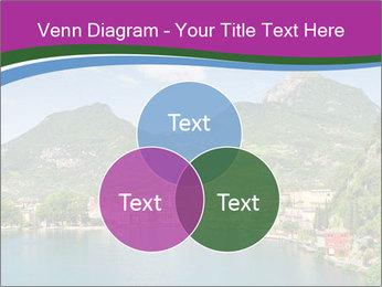 Italian lake PowerPoint Template - Slide 33