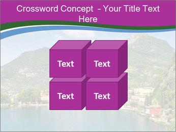 Italian lake PowerPoint Template - Slide 39