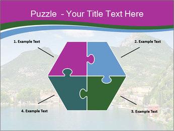 Italian lake PowerPoint Template - Slide 40