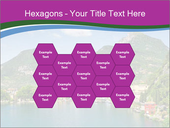 Italian lake PowerPoint Template - Slide 44