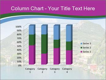 Italian lake PowerPoint Template - Slide 50