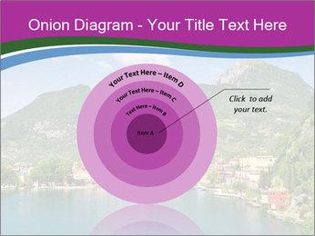 Italian lake PowerPoint Templates - Slide 61
