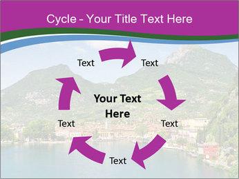 Italian lake PowerPoint Template - Slide 62