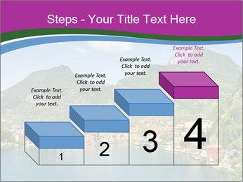 Italian lake PowerPoint Template - Slide 64