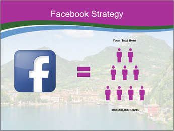 Italian lake PowerPoint Template - Slide 7