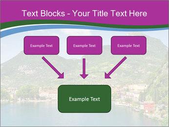 Italian lake PowerPoint Template - Slide 70