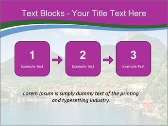 Italian lake PowerPoint Template - Slide 71