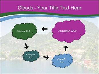 Italian lake PowerPoint Template - Slide 72