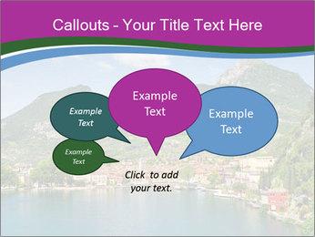 Italian lake PowerPoint Template - Slide 73